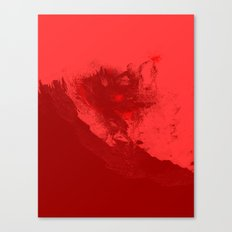 SURFING THE RED SEA Canvas Print