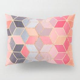 Happy Cubes Pillow Sham