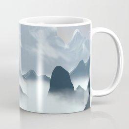 Just A Foggy Day Coffee Mug