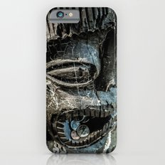 Bribing the gods for a little luck iPhone 6 Slim Case