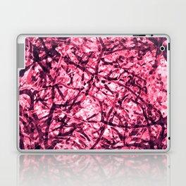 Purple Veins Laptop & iPad Skin