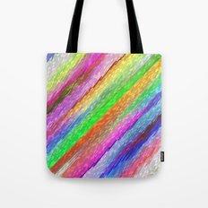Colorful digital art splashing G479 Tote Bag