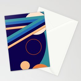 Retro 70s Mach II Stationery Cards