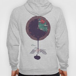 Night Falls Hoody