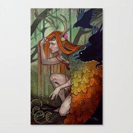 Archdruid Canvas Print