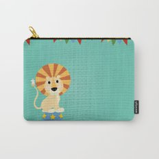Circus Lion  Carry-All Pouch