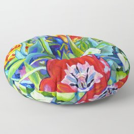 Poppy and Rose Dream Floor Pillow