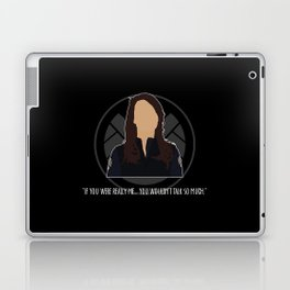 Agents of S.H.I.E.L.D. - May Laptop & iPad Skin