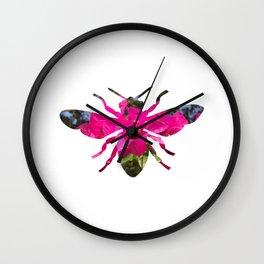bee_dream_07 Wall Clock