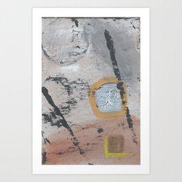 2017 Composition No. 28 Art Print