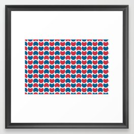 Hob Nob America Framed Art Print