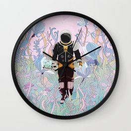 Collecting Samples Wall Clock