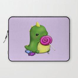 Candysaurus Rex Laptop Sleeve