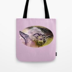 YODA - portrait Tote Bag
