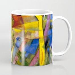 """Franz Marc """"Cheerful Forms"""" Coffee Mug"""