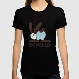 Oswald The Lucky Rabbit: The End (technicolor) T-shirt