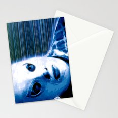 La Lucha - Blue Edition Stationery Cards