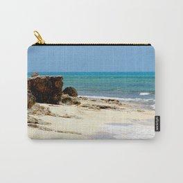 Grand Turk Beach Carry-All Pouch