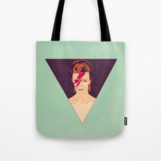 David Bowie/Aladdin Sane Tote Bag