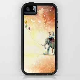 """""""The Value of friends"""" iPhone Case"""