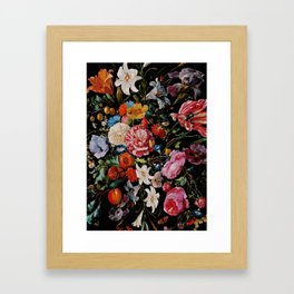 Night Garden XXXVI Framed Art Print