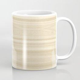 Maple Wood Texture Coffee Mug