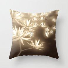 Flower_01 Throw Pillow