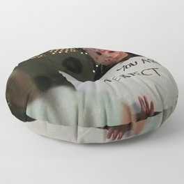 JASON VORHEES IN LOVE ACTUALLY Floor Pillow