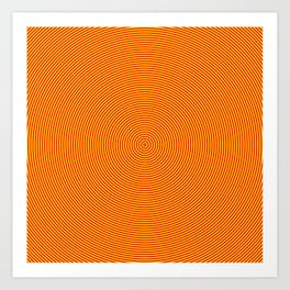 Modern Mandala 4 Art Print