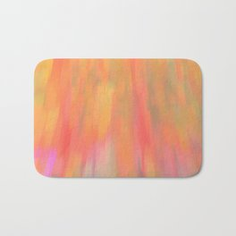 Color Fall Bath Mat