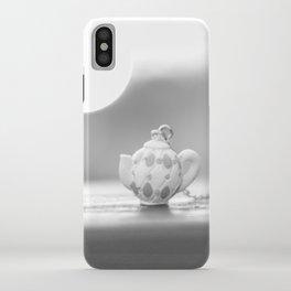 mini teapot iPhone Case