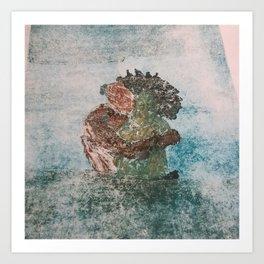 Embodied Love Art Print