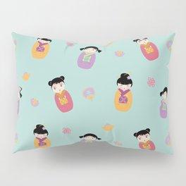 Kawaii Dolls Pillow Sham
