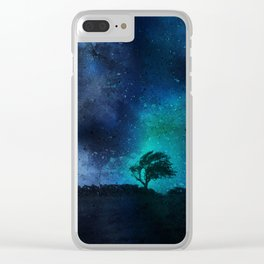 Life force Clear iPhone Case
