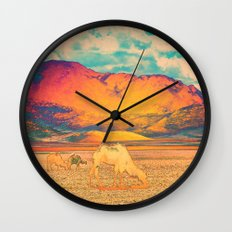 Dull To Pause. Wall Clock