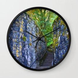 Seeking Discovery in Oregon Wall Clock