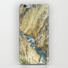 Mountain Meets River iPhone Skin