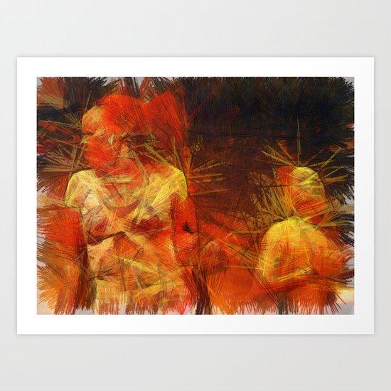 Maketa Art Print