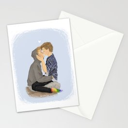 even x isak Stationery Cards