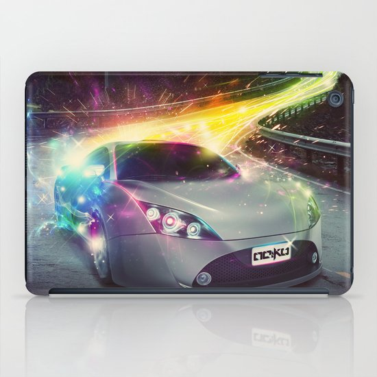 Superhighway iPad Case