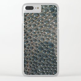 The world of bubbles III Clear iPhone Case