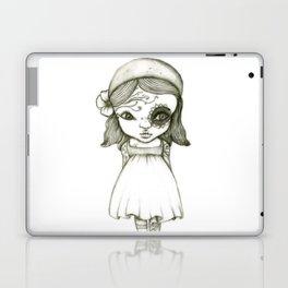 Tattooed Girl Laptop & iPad Skin