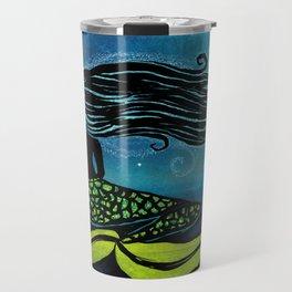 Mermaid Song Travel Mug