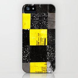 square collage iPhone Case