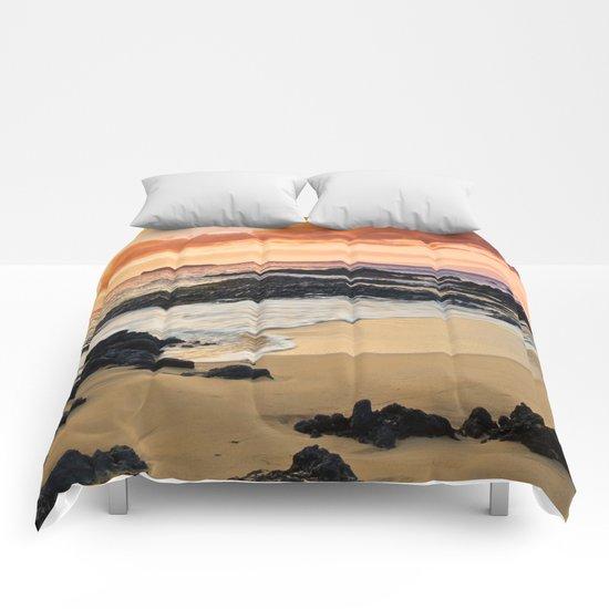Paako Beach Dreams Comforters