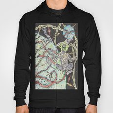 The Lines That Govern All Choices Hoody