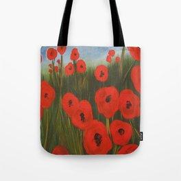 Hey Poppy! Tote Bag