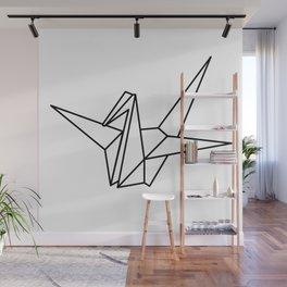 Origami Crane Wall Mural