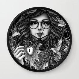 Winya No. 84-2 Wall Clock
