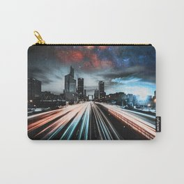 Lights and Stars Carry-All Pouch